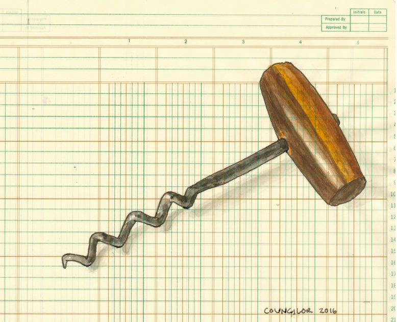corkscrew