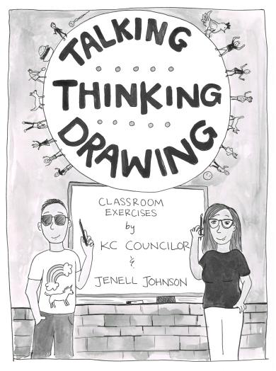 talking thinking drawing 1