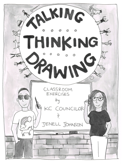talking thinking drawing 1
